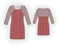 Lekala Sewing Patterns - Femmes Robes Sewing Patterns Made to Measure and Royalty Free