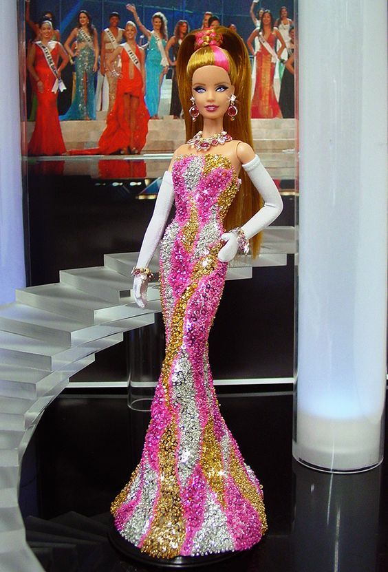 Miss Los Angeles 2013 by Ninimomo Dolls: