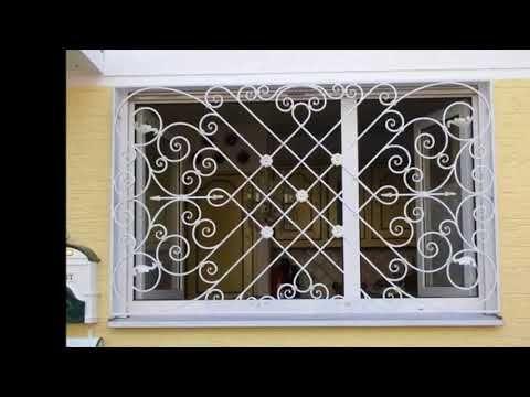 Protecciones para ventanas modernas 2017