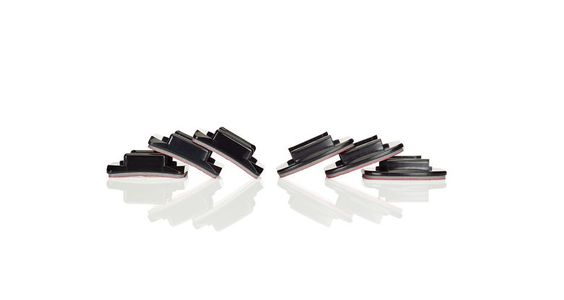Curved + Flat Adhesive Mounts