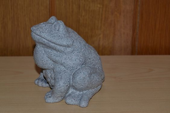 Kröte von Geschenke-Tee-Keramik auf DaWanda.com