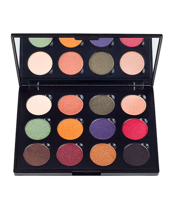 Another great find on #zulily! Fall Festival Eye Shadow Palette by Coastal Scents #zulilyfinds