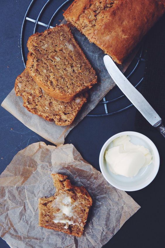 Brown Butter Banana Bread | Thyme & Honey | Glorious Food | Pinterest ...