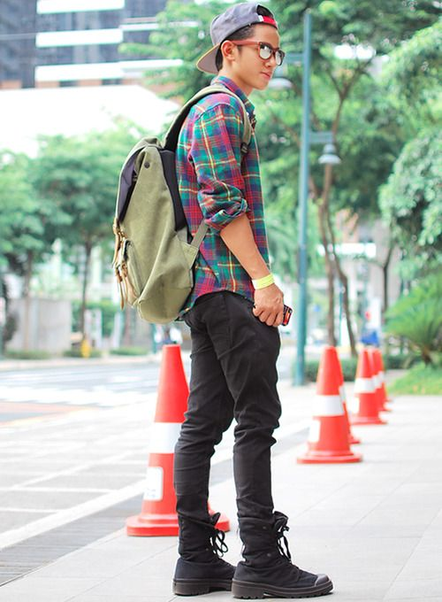 moda indie boy - Buscar con Google