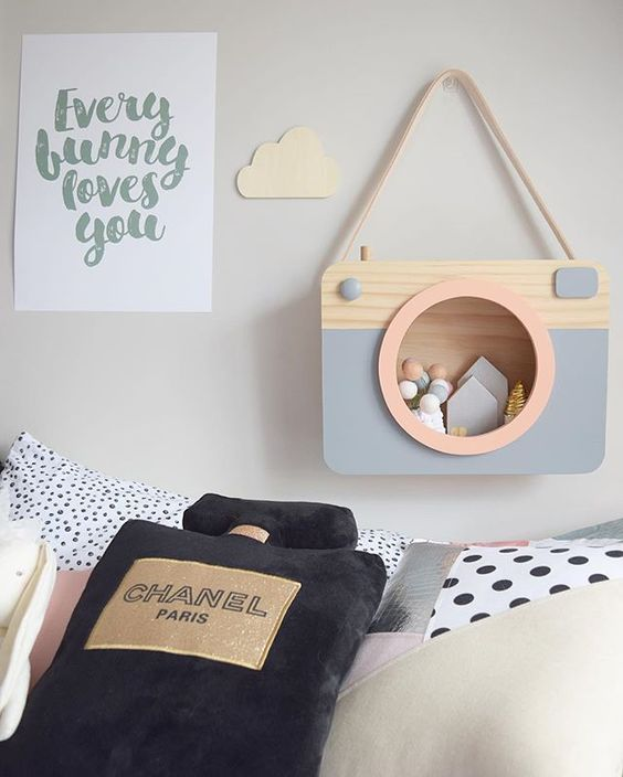 interior design shelves - Shelf ideas, ameras and Shelves on Pinterest