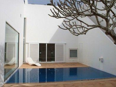 Courtyard Pool in Mosman Sydney