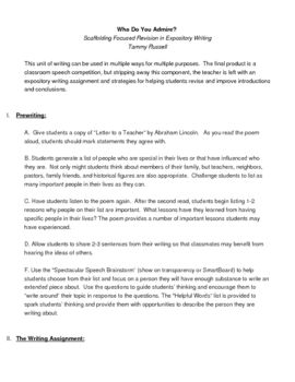 expository how to essay