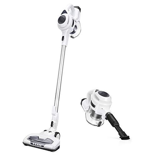 Chance To Win Moosoo Cordless Vacuum Cleaner 2 In 1 Strong 15kpa