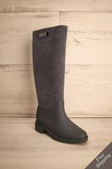 Hearst Grey- Grey boots