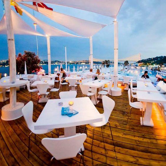 360 Suada Club, Estambul, Turquía