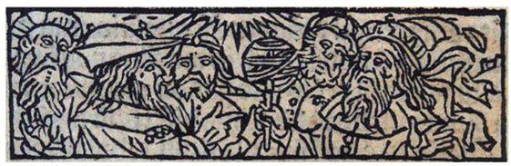 ALFONSO X EL SABIO, REY DE CASTILLA (1221-1284) TABULAE ASTRONOMICAE. Venezia: Johann Hamman, 1492.