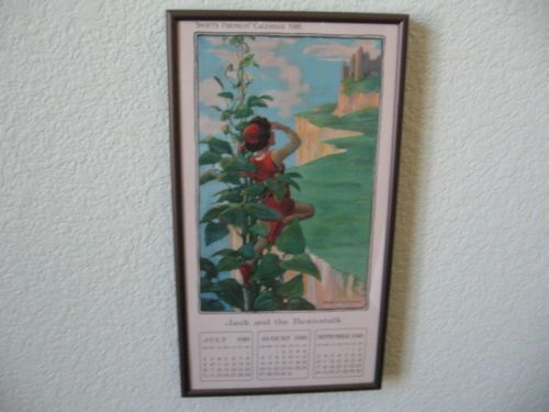 1916 Swift 039 S Premium Calendar W Jessie Willcox Smith