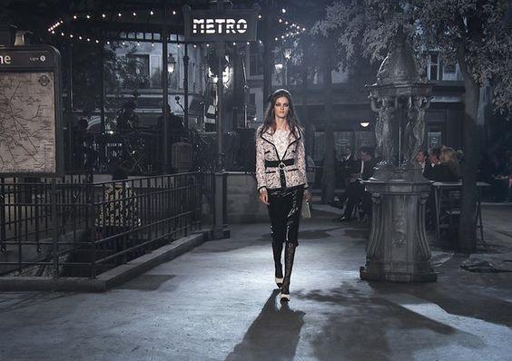 Métiers d'Art da Chanel será desfilado no recém-inaugurado Ritz, em Paris