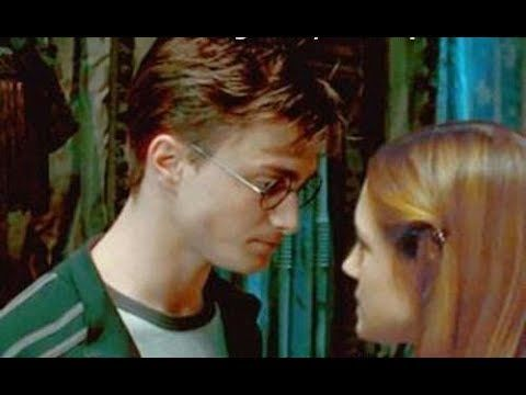 Harry Ginny Only You Youtube Harry Potter Ginny Harry And Ginny Harry Potter Kiss