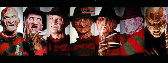 Photos and Freddy krueger on Pinterest