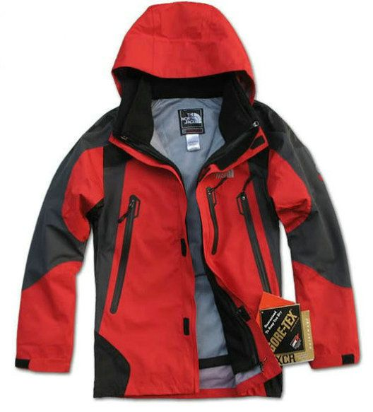 Pin 477874210431996312 North Face Jakke