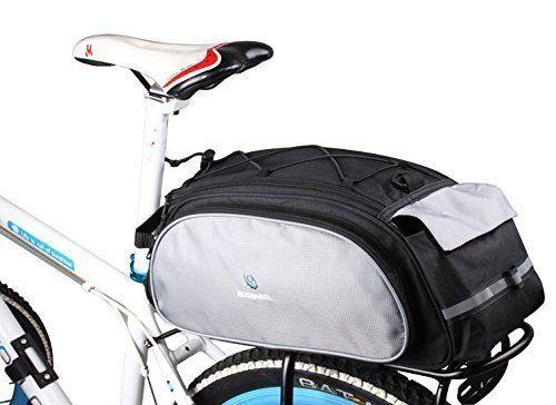 Roswheel New Arrival Bike Bicycle Rack Bag Seat Cargo Bag Rear