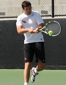 CMS Stags Tennis to a 7-2 beat #11 Pomona-Pitzer on Saturday night.