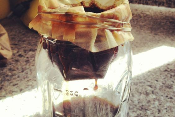 Cold Brew Coffee Concentrate [Vegan, Gluten-Free]