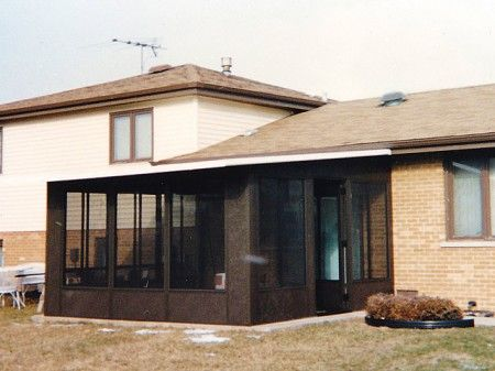 Do It Yourself Sunrooms Patio Enclosure Can Be Installed