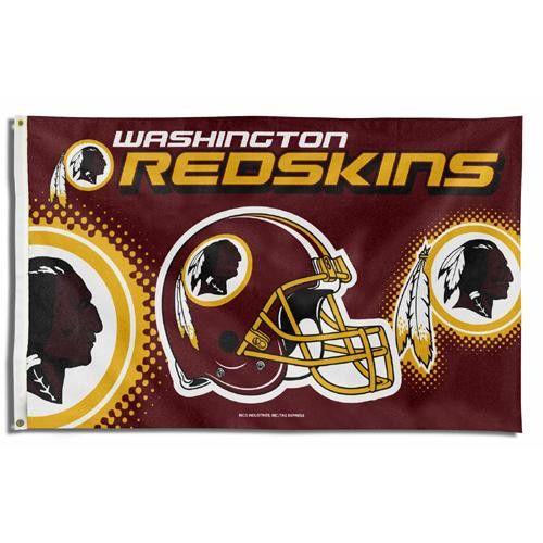 Washington Redskins NFL 3x5 Flag