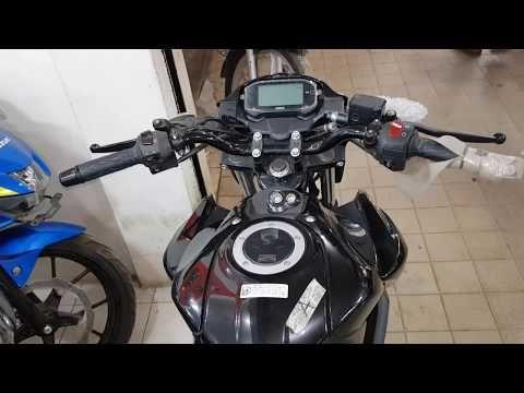 New Suzuki Bandit 150 Black Series Spec Price Mileage Top