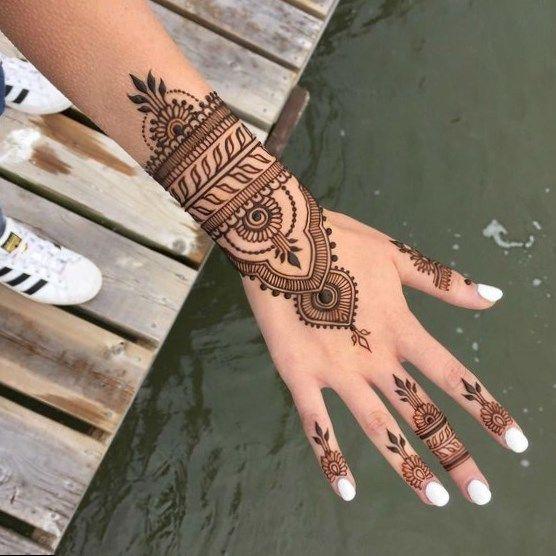 Dusan Bozanic Henna Tattoo Designs Henna Tattoo Hand Henna Tattoo