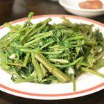 聚福楼 - 料理写真:空芯菜