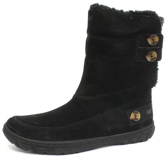 Caterpillar Womens Shayna Brown Trimmed Boots >>> Want to know more, click on the image.