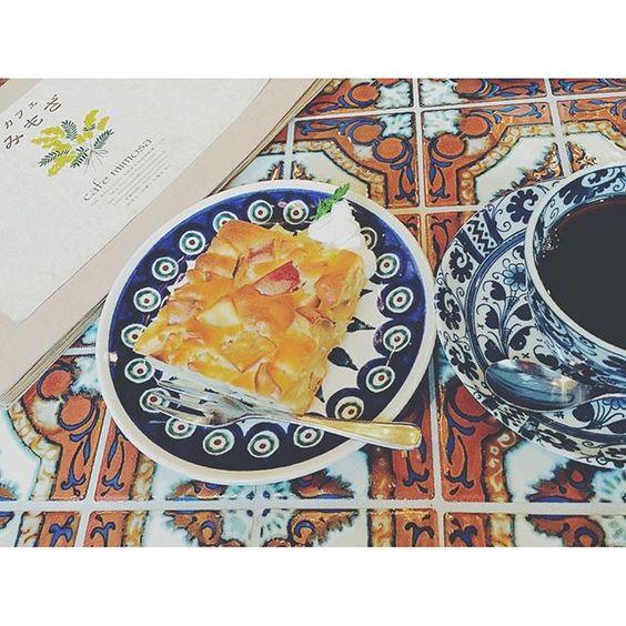 カフェ みもざ cafe mimosa