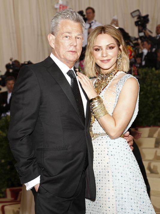 Katharine Mcphee And David Foster Are Engaged Engagement Celebration Famous Celebrities Katharine Mcphee