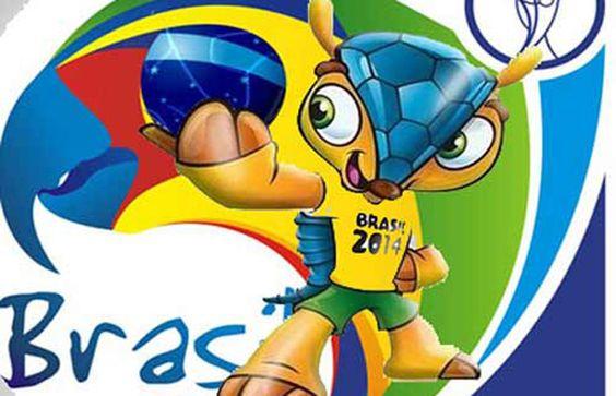 Partidos de la Clasificación para el Mundial de Brasil 2014 este mes de Junio.