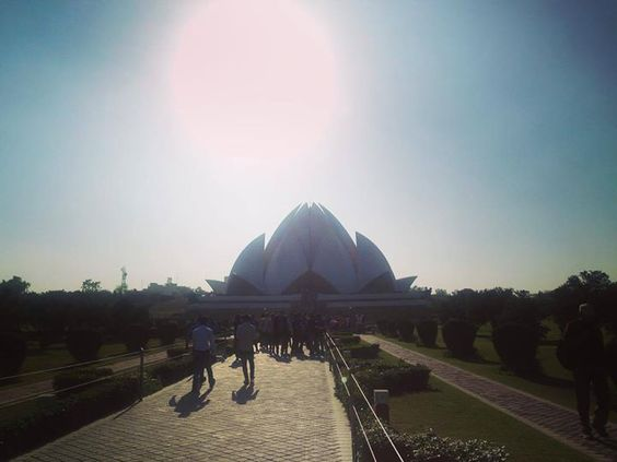 #LotusTemple #IncredibleIndia #India by lanilia_cotiar