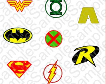 Showing post & media for Free justice league symbols | www ...