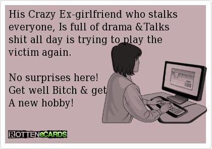Boyfriends Stalking On Me Ex My Facebook Is