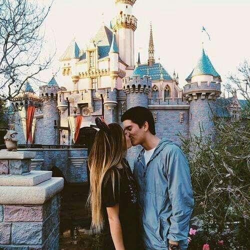 Imagem de love, kiss, and couple