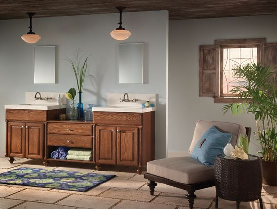 Ideas & Inspiration for Kitchen Cabinets, Bathroom, Laundry Rooms ...