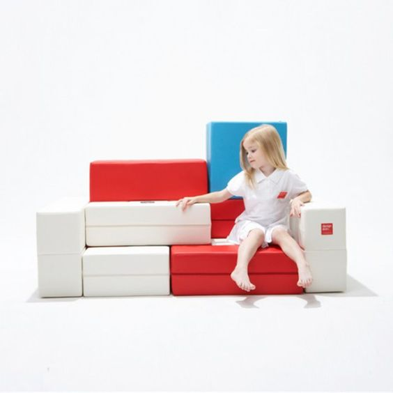 The Modular Sofas Looks So Unique And Cozy 50