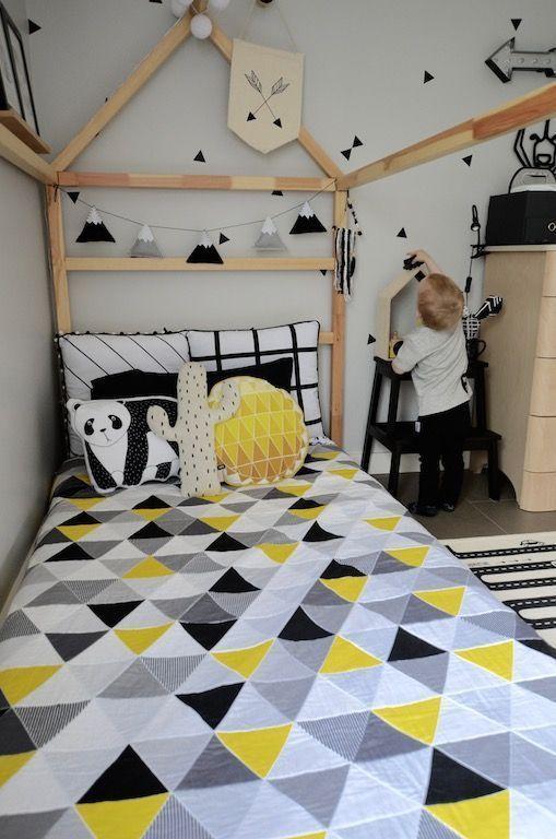 Ikea Hacks Et Bonnes Idees Pour Une Chambre D Enfant Petit Budget