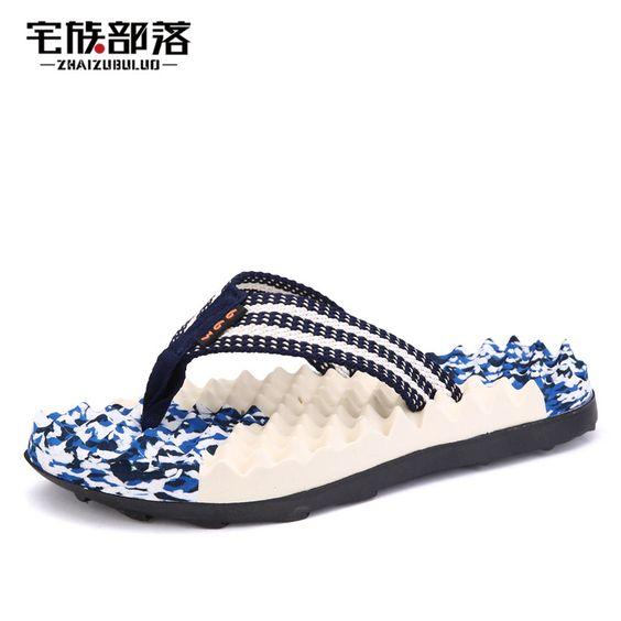 $16.68 (Buy here: https://alitems.com/g/1e8d114494ebda23ff8b16525dc3e8/?i=5&ulp=https%3A%2F%2Fwww.aliexpress.com%2Fitem%2FFamous-Brand-Summer-New-Men-s-Sandals-Camouflage-Beach-Flip-Flops-Comfortable-Massage-Slippers-Outdoor-Casual%2F32630069560.html ) Famous Brand Summer New Men's Sandals Camouflage Beach Flip Flops Comfortable Massage Slippers Outdoor Casual Hombre Chanclas for just $16.68