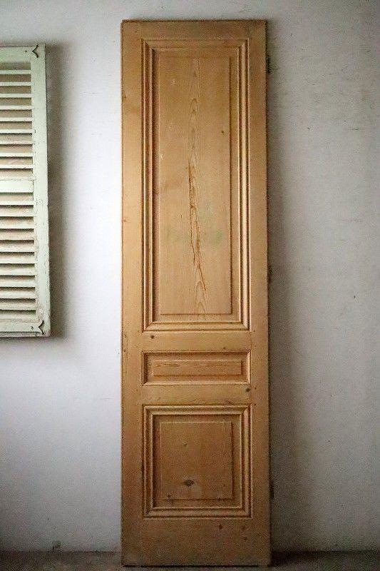 無塗装フレンチパネルドア フランス アンティークドア 直輸入販売