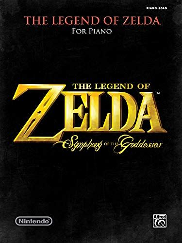 Read Download The Legend Of Zelda Symphony Of The Goddesses Piano Solos Free Epub Mobi Ebooks Legend Of Zelda Koji Kondo Symphony