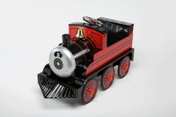 Lil' Red Pedal Train -AF107