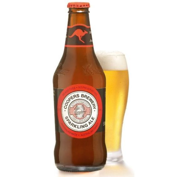 Bia Copper Sparkling Ale 5,8% - Chai 375ml - Bia Nhập Khẩu
