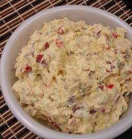 Fast-n-Delicious - Thousands of quick and easy recipes that your Family will absolutely love.: Red Potato Salad with Crab