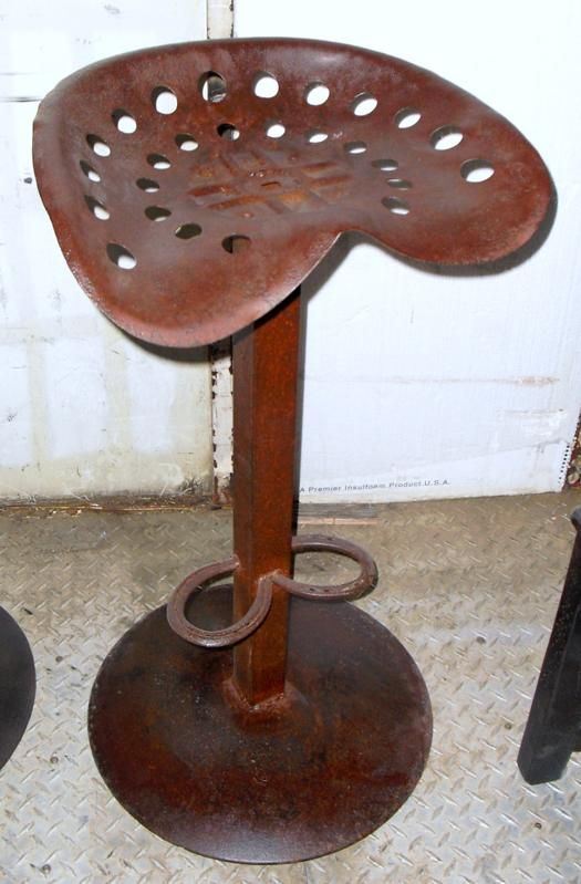 Used Metal Tractor Seats : Pinterest the world s catalog of ideas