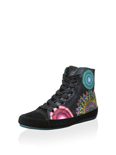 Desigual Women's Fashion Sneaker (Multi)