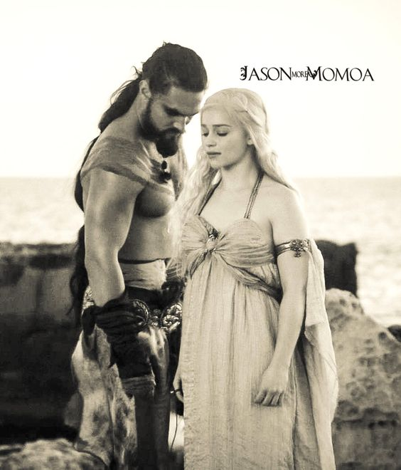 Khal Drogo-Love This Series And Love Jason