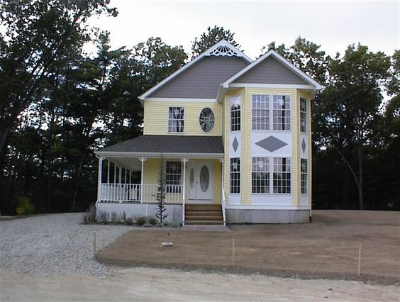 Pinterest the world s catalog of ideas for Victorian style modular homes