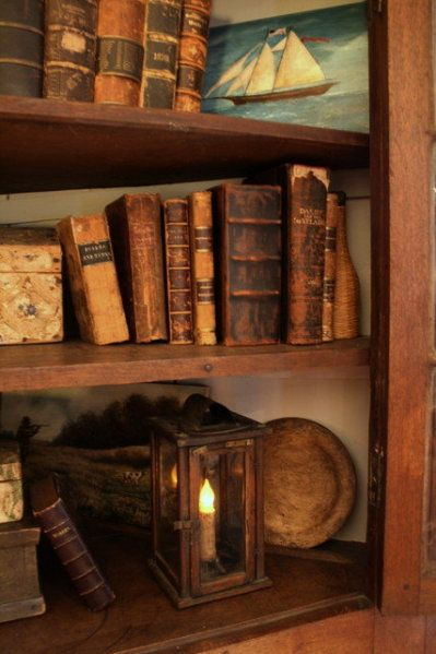 Modest Nautical Library